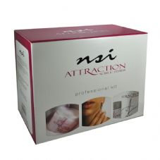NSI Attraction Acrylic -PROFESSIONAL KIT - Complete Nail System